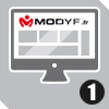 Log in op Modyf.be